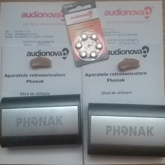 Aparate auditive retroauriculare Phonak Milo Micro - Aparat auditiv