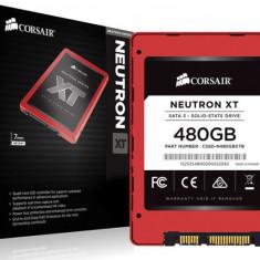 Corsair SSD Neutron XT, 480GB, 2.5 inch, SATA III 6Gb/s, Speed 540/525MB/s, Rev.B, SATA 3