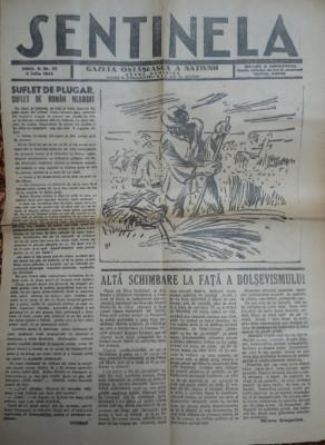 Sentinela , gazeta ostaseasca a natiunii , 2 Iunie 1944 foto