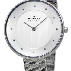 Skagen SKW2140 ceas dama. Nou, 100% original Garantie.In stoc - Livrare rapida., Casual, Quartz, Inox, Rezistent la apa