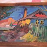 Tablou NAGY OSZKAR nr 2 reducere - Pictor roman, Peisaje, Ulei, Impresionism