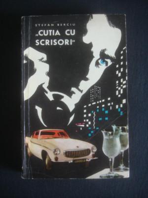 STEFAN BERCIU - CUTIA CU SCRISORI foto