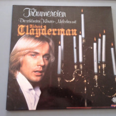 RICHARD CLAYDERMAN - MOST BEAUTIFUL SONGS (1979/ DECCA REC/ RFG) - VINIL/VINYL - Muzica Clasica decca classics