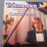 RICHARD CLAYDERMAN - BEST OF VOL 3 (1981 /DECCA REC/ RFG) -VINIL/VINYL/IMPECABIL