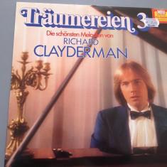 RICHARD CLAYDERMAN - BEST OF VOL 3 (1981 /DECCA REC/ RFG) -VINIL/VINYL/IMPECABIL, decca classics
