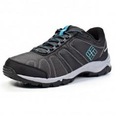 Pantofi sport pentru barbati Columbia Firecamp Fleece Black (CLM-YM5094-BCK) - Adidasi barbati Columbia, Marime: 45, Culoare: Negru