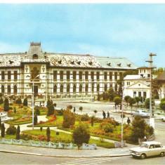 CPI (B5695) VEDERE DIN TARGU JIU - Carte Postala Oltenia dupa 1918, Circulata, Fotografie