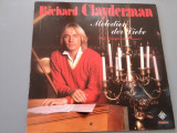 RICHARD CLAYDERMAN - LES MUSIQUES DE L'AMOUR (1980 / DECCA REC / RFG) - VINIL, decca classics