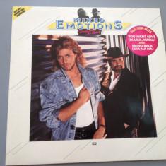 MIXED EMOTIONS - DEEP FROM THE HEART (1987/ EMI REC / RFG ) - DISC VINIL/VINYL - Muzica Pop emi records