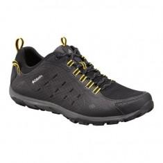 Pantofi multisport pentru barbati Columbia Conspiracy Razor Black (CLM-BM2576-BCK) - Adidasi barbati Columbia, Marime: 41, 42, 45, Culoare: Negru