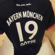 TRICOU GOTZE BAYERN MUNCHEN SEZON 2015-2016 MARIME M SI L - Tricou echipa fotbal, Marime: L, M, Culoare: Din imagine, De club, Maneca scurta