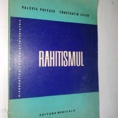 Rahitismul - Valeriu Popescu - 1982