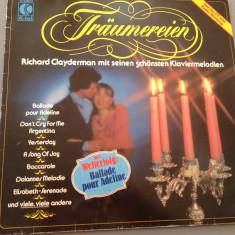 RICHARD CLAYDERMAN - REVERIE (1979 / DECCA REC / RFG) - VINIL/VINYL/IMPECABIL - Muzica Clasica decca classics