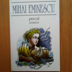 Z2  Poezii postume - Mihai Eminescu