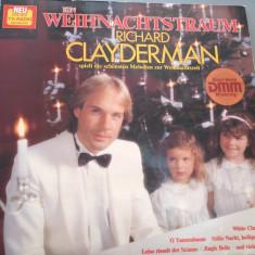 RICHARD CLAYDERMAN - CHRISTMAS ALBUM (1983 / DECCA REC / RFG) - VINIL/VINYL - Muzica Clasica decca classics