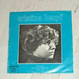 Disc vinil single Cristina Benyo - Cristina Benyo