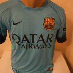 TRICOU MESSI F.C.BARCELONA 2015-2016 MARIME L - Tricou echipa fotbal, Marime: L, Culoare: Din imagine, De club, Maneca scurta