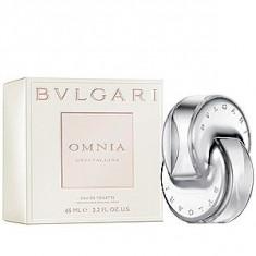Bvlgari Omnia Crystalline EDT Tester 65 ml pentru femei - Parfum femeie Bvlgari, Lemnos