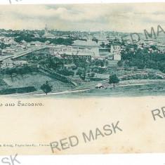 1600 - L i t h o, SUCEAVA - old postcard - unused - Carte Postala Moldova pana la 1904, Necirculata, Printata