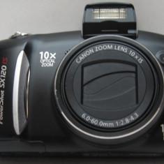 Camera Foto CANON Power Shot SX120 IS PC1431 cu Problema - Aparat Foto compact Canon