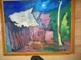 Tablou NAGY OSZKAR nr 7, Peisaje, Ulei, Realism