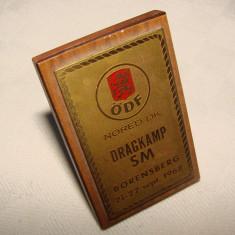 Placheta suedeza din anul 1968, Europa