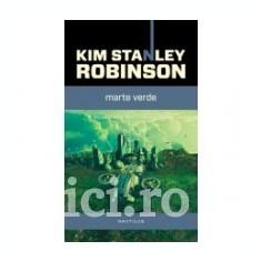 Kim Stanley Robinson - Marte verde