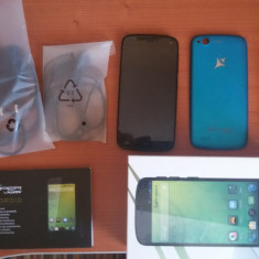 Allview V1 Viper Garantie Dual sch Sony, Nokia, Note, Iphone, s3, Lg - Telefon Allview, Negru, Neblocat