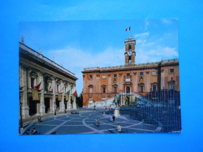 HOPCT 19869  ITALIA ROMA -CAPITOLIUL   [NECIRCULATA] foto