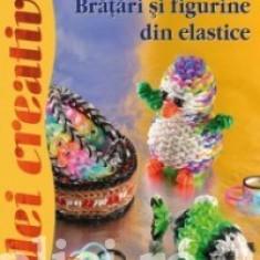 Kata Madaras - Bratari si figurine din elastice - Idei creative 115