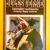 INTAMPLARI NEOBISNUITE GOANA DUPA METEOR Jules Verne - Carte de aventura