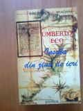 d10  Umberto Eco - Insula din ziua de ieri