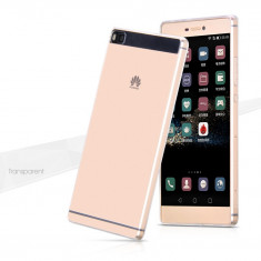 Husa/toc PREMIUM HOCO Light HUAWEI ASCEND P8, ultra slim, culoare TRANSPARENT - Husa Telefon Hoco, Huawei P8, Gel TPU