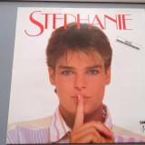 STEPHANIE de MONACO - THE ALBUM (1986/ TELDEC REC/ RFG) - VINIL /IMPECABIL/VINYL