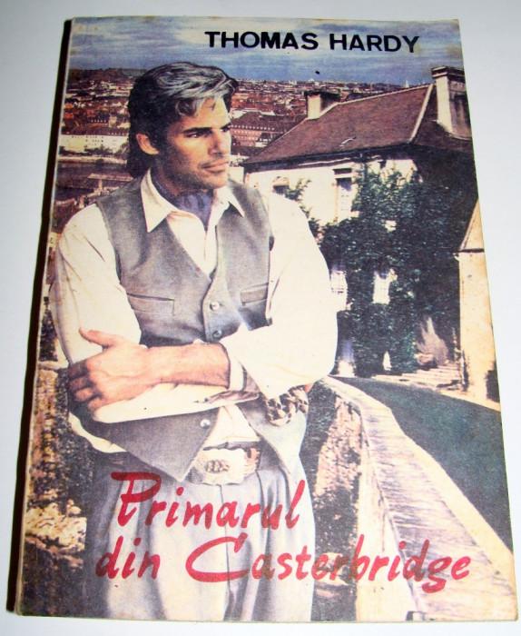 Primarul din Casterbridge - Thomas Hardy