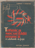 Tehnica securitatii muncii in atelierele de forja, Alta editura