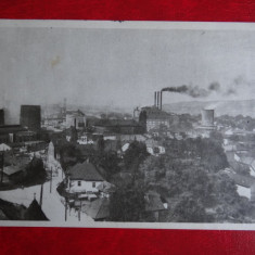 Carte postala - Vedere - Hunedoara - Carte Postala Banat dupa 1918, Circulata, Printata