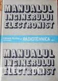 Edmond Nicolau - Radiotehnica ( Manualul inginerului electronist, Vol. 1 )