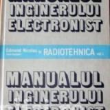Edmond Nicolau - Manualul inginerului electronist (Vol. 1 - Radiotehnica)