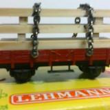 Vagon marfa la scara HO - Macheta Feroviara, 1:87, Vagoane