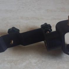 Suport prindere controller Leica 900 / Geomax ZGP800 pe jalon