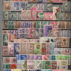 AFRICA DE SUD .Lot peste 800 timbre stampilate