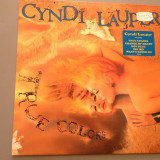 CYNDI LAUPER - TRUE COLORS  (1986 / CBS REC / HOLLANDE ) - VINIL/VINYL/IMPECABIL