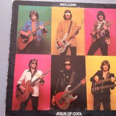 NICK LOWE - JESUS OF COOL(1978/ WARNER REC/ RFG) - DISC VINIL/VINYL/ROCK - Muzica Rock