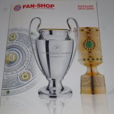 Catalog fotbal 2013/2014 Fan-Shop BAYERN MUNCHEN