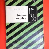 TURBINE CU ABUR T Grecu - Carti Energetica
