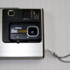 APARAT FOTO KODAK DISC 4000 - Aparat Foto cu Film Kodak