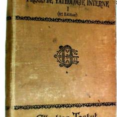 Collection Testut - Precis de pathologie interne - F. J. Collet - Paris 1920 (I)
