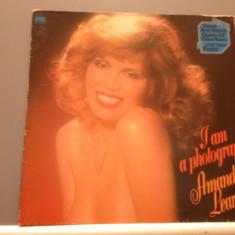 AMANDA LEAR - I AM A PHOTOGRAPH(1977 /ARIOLA REC/ RFG ) - VINIL/VINYL/IMPECABIL - Muzica Pop