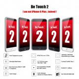ULEFONE BE TOUCH 2 - FINGERPRINT ID/ OCTACORE 1, 7GHZ 64 BITI/ 16GB ROM/ 3GB RAM - Telefon mobil Dual SIM, Negru, Neblocat, Dual SIM